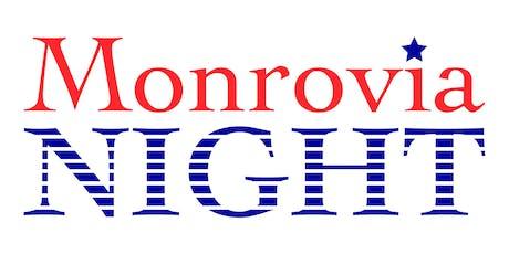 Monrovia Night Gathering tickets