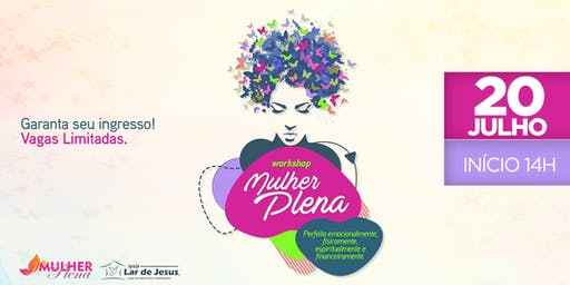 Workshop Mulher Plena