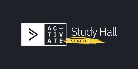 ActiveCampaign Study Hall   Seattle tickets