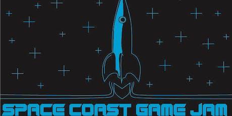 Space Coast Game Jam tickets