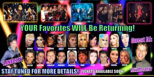 Queens of Bourbon Street 20th Anniversary Show