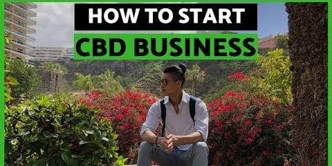 How to Start a CBD Business, the RIGHT Way!