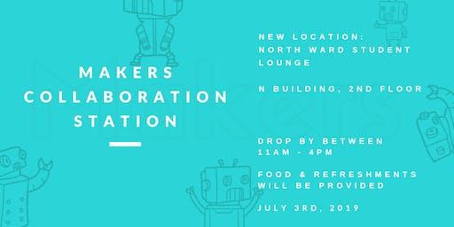 Maker Collaboration Station
