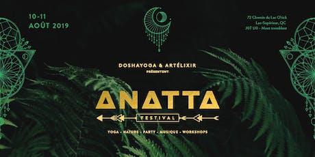 Anatta Fest  billets