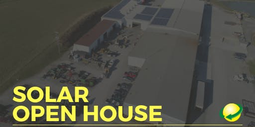Solar Open House at Mast Farm Service in Millersburg, OH