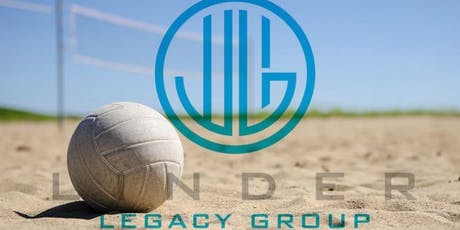 """""""Live Your Legacy"""" Sand Volleyball Tournament tickets"""