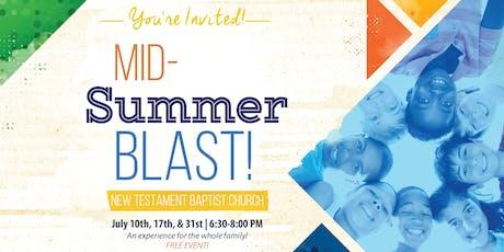 NTBC Mid-Summer Blast! tickets