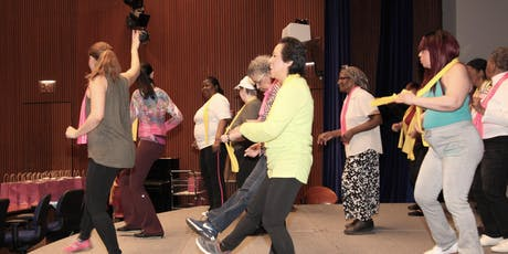 Gentle Dance Exercise for Cancer Recovery @ Lincoln Hospital by Moving for Life tickets