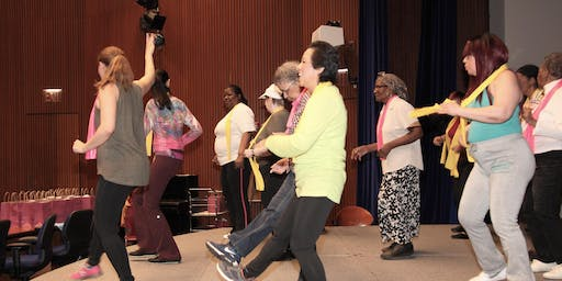 Gentle Dance Exercise for Cancer Recovery @ Lincoln Hospital by Moving for Life