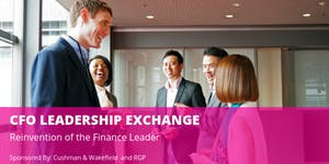 CFO Leadership Exchange: Reinvention of the Finance...