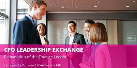 CFO Leadership Exchange: Reinvention of the Finance Leader tickets