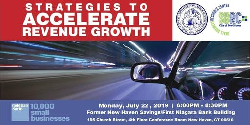 Strategies to Accelerate Revenue Growth _New Haven