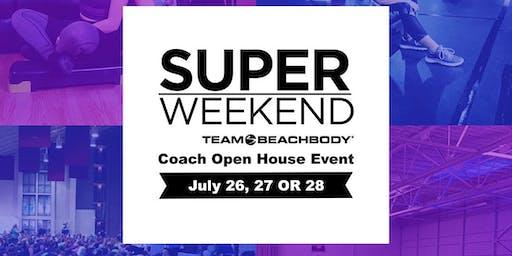 Santa Cruz Super Weekend- Team Beachbody