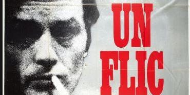 "Film Screening ""Un Flic"" stars Alain Delon and Catherine Deneuve"