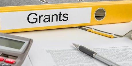Grants 102:  Certification Program tickets