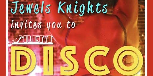 Jewels Knights Silent Disco
