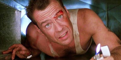 Melrose Rooftop Theatre Presents - DIE HARD