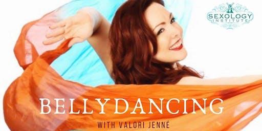 Bellydancing with Valori Jenné