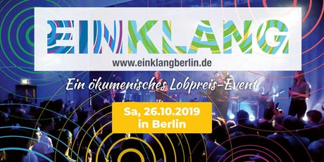 EINKLANG BERLIN 2019 Tickets