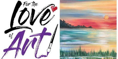 Paint and Sip Class: You are My Sunshine tickets