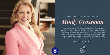 Luminous Speaker Series: Mindy Grossman tickets