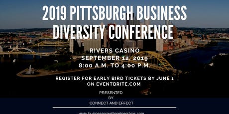 Pittsburgh Business Diversity Conference tickets