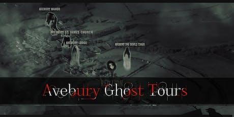 Halloween Ghost Walk Avebury tickets