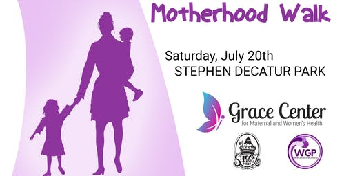 Grace Center's Motherhood Walk