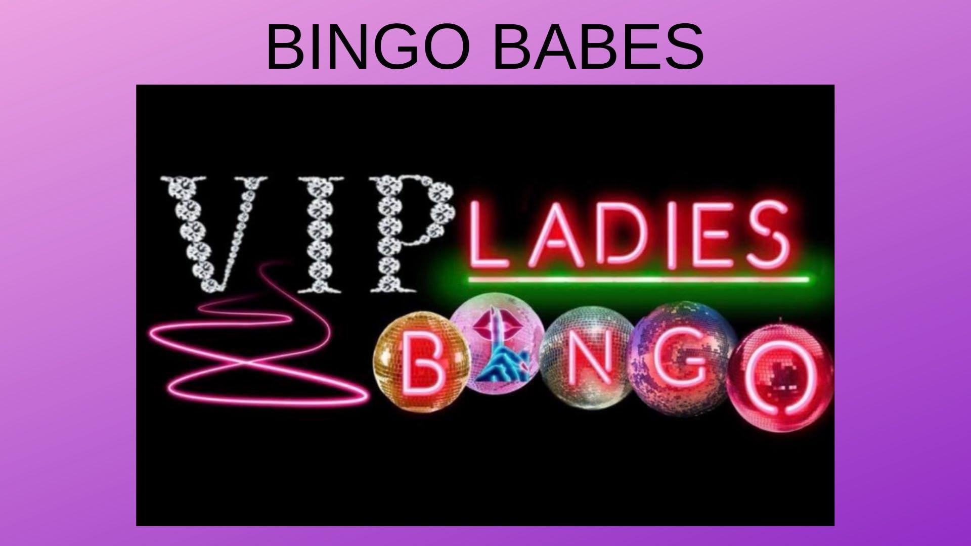 Ladies Red, White & Bingo Night FBO Lil Bit of Love Rescue banner