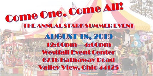The Annual Stark Summer Picnic 2019
