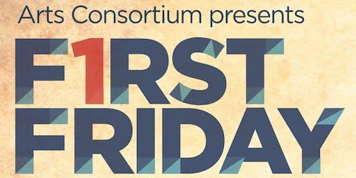 First Friday Visalia - July