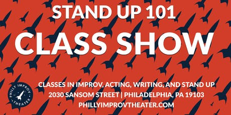 Class Show: Stand-up 101 with Che Guerrero tickets