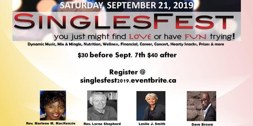 SINGLESFEST2019