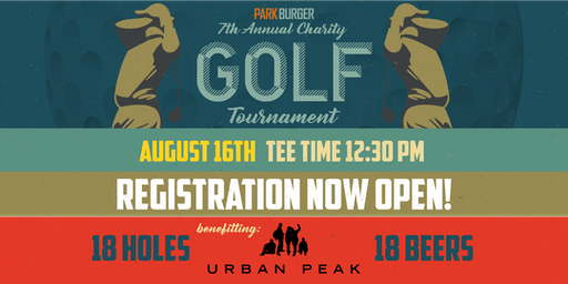 2019 Park Burger Charity Golf Tournament