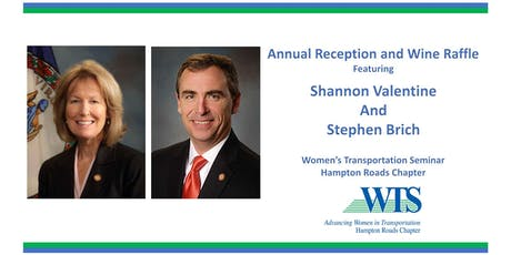 WTS Annual Reception and Wine Raffle tickets