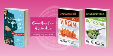 Dallas Book Club at La Madeleine: Choose Your Own Misadventure tickets