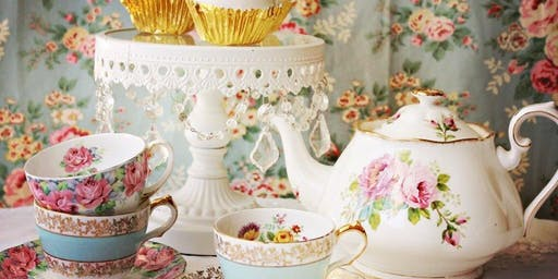 Vintage Afternoon Tea Party *NOT SOLD OUT*