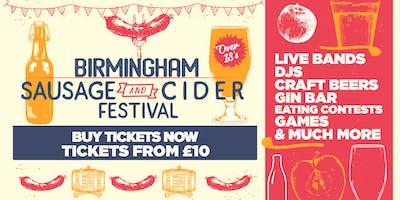 Sausage And Cider Fest - Birmingham