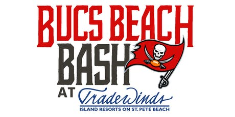 Bucs Beach Bash Presented by TradeWinds Island Resorts tickets