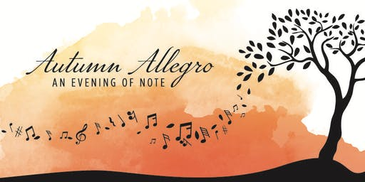 Autumn Allegro - An Evening of Note