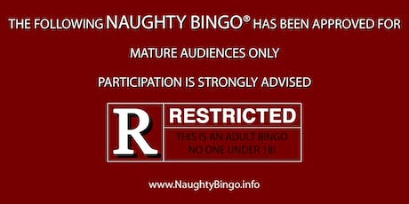 Naughty Bingo® sponsored by Wicked Beauty Salon at Capt Buck's Hall (Saturday Night) tickets