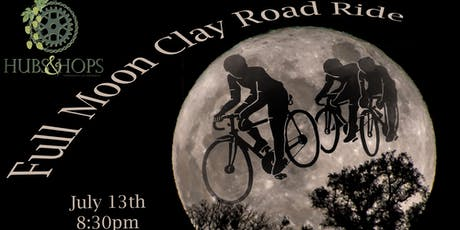 Full Moon Clay Road Ride tickets