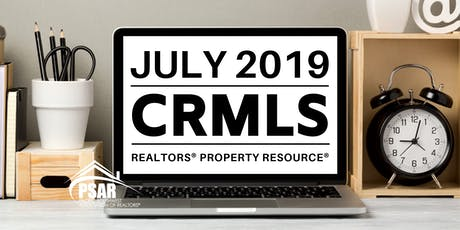 CRMLS: Realtors Property Resource® (RPR)™ - PSAR SOUTH COUNTY tickets