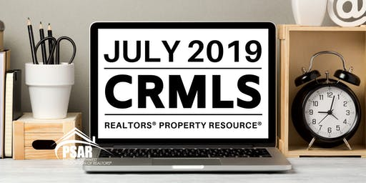 CRMLS: Realtors Property Resource® (RPR)™ - PSAR SOUTH COUNTY