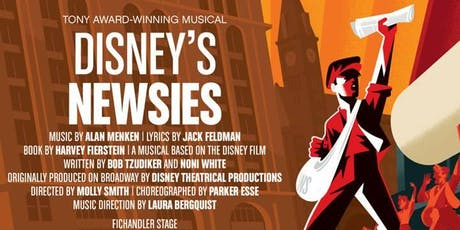 Newsies (with special Labor Talkback!) tickets