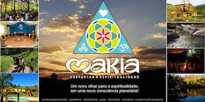 Retiro Makia 9 de Julho - Feriado Est. SP