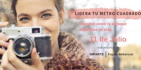 """Conferencia Gratuita """"LIDERA TU METRO CUADRADO"""" Las Palmas de G.C entradas"""