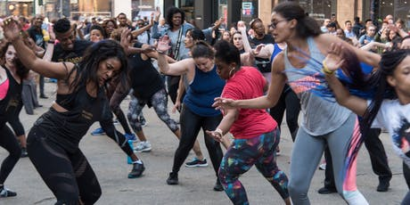 TRAIN WITH JAZ - STRENGTH SCULPT BURN (IN FRONT OF MACY'S) tickets