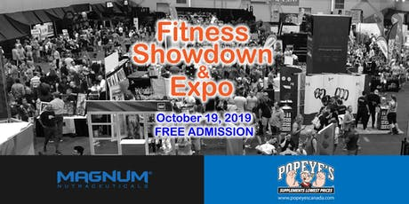 Fitness Showdown & Expo tickets