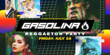 Gasolina Party - Varsity Theater Minneapolis tickets